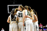 3/11/17 2A State Girls Basketball Finals - Central Plains vs Wabaunsee