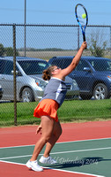 9/20/14 Smoky Valley Tennis Invitational
